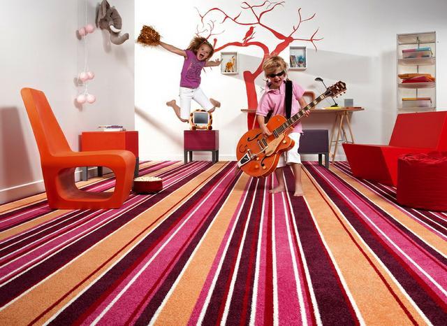 Koberec Funky Stripes