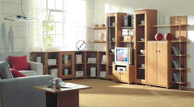 Obývák sektorový nábytek