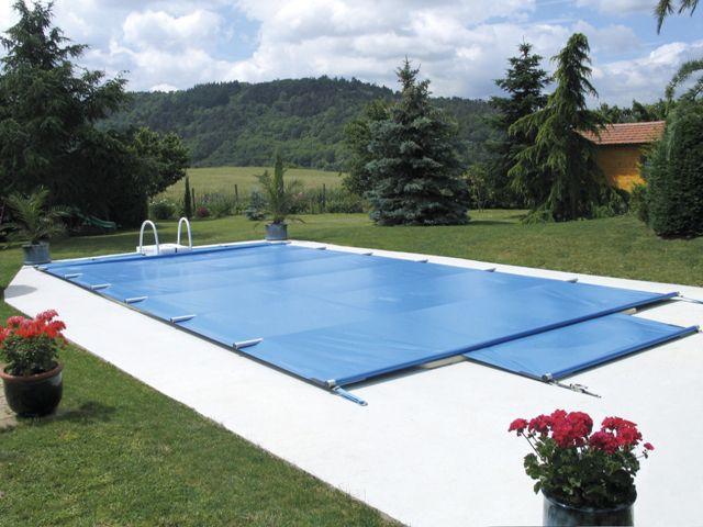 Krytí bazénu