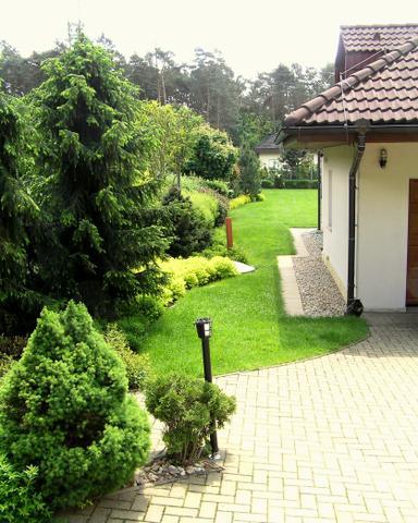 Bydlení zahrada