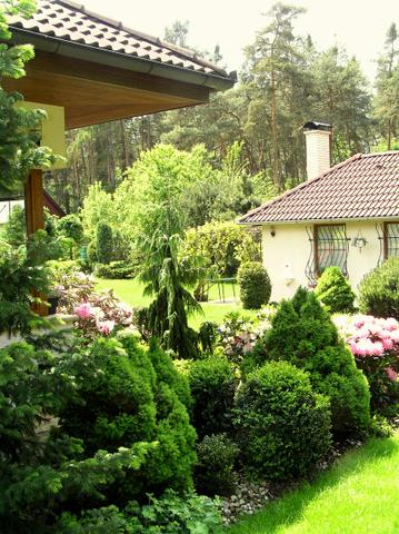 Pronájem zahrady pardubický kraj