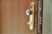 Bezpečnostní dveře  <br/> s bezpečnostním kováním