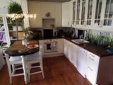 Pohodlná kuchyně