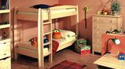 Dětský pokoj borovice