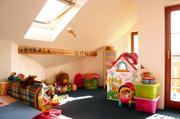 Dům Petra dětský pokoj