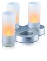 Vánoční LED svíčky