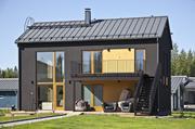 Typický skandinávský dům