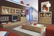 Obyvací pokoj dřevo