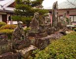 Věkovité sochy