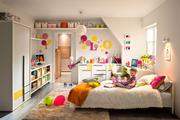 Dětský pokoj barvy