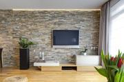 Kamenný obklad interiéru