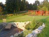 Udržovaný trávník