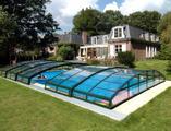 Zastřešení bazénu moduly