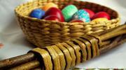 Velikonční vejce - tradiční dekorace