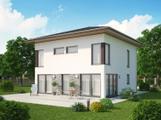 Nový dům dvoupatrový