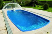 Bazény s protiproudem