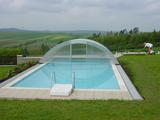 Bazény zahradní realizace