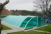 Bazény zastřešení