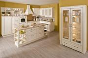 Kuchyně v barvě vanilky