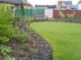 Trávník zahradní ozdoba