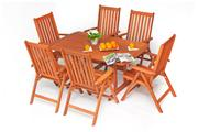 Zahradní nábytek skládací židle