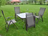 Zahradní nábytek hliník
