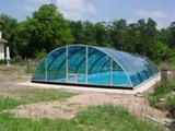 Bazény nové zastřešení