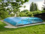Bazény široké zastřešení