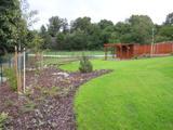 Zahrada a trávník