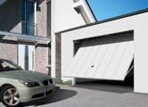 Výklopná garážová vrata Berry