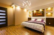 Akusticky odhlučená ložnice