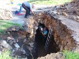Kamerový průzkum <br/> kanalizace - příprava