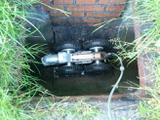 Robotická kamera <br/> - průzkum kanalizace