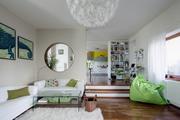 Velkorysý prostor obýváku